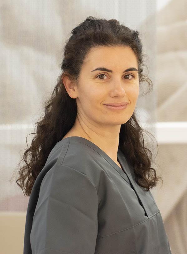 Chara Papanikou Clinical Embryologist